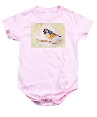 Sparrow Baby Onesie