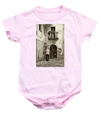 Toward Home Baby Onesie
