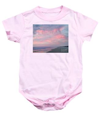Pretty In Pink Baby Onesie