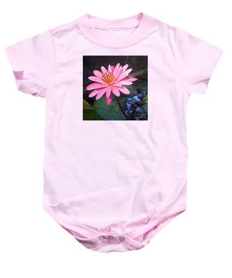 Full Bloom Baby Onesie