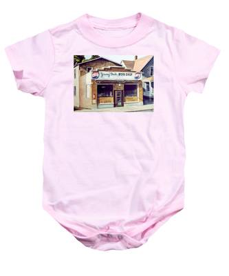 Jimmy The Greek Baby Onesie