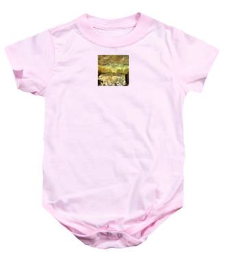 October At The Falls Baby Onesie