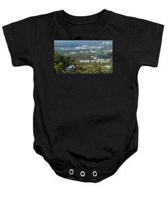 Kennesaw Battlefield Mountain Baby Onesie
