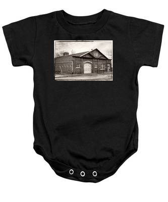 Pony Express Stables Baby Onesie