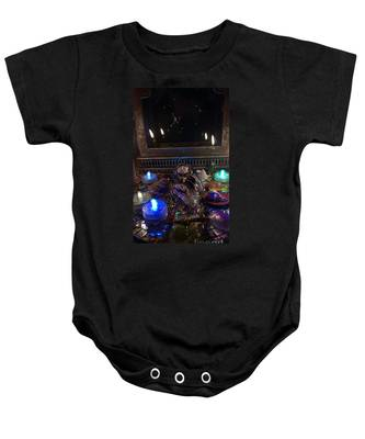 A Wishing Place 8 Baby Onesie