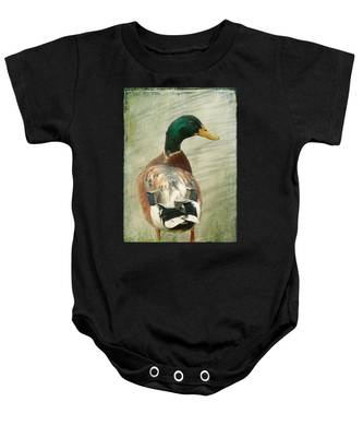 Another Duck ... Baby Onesie