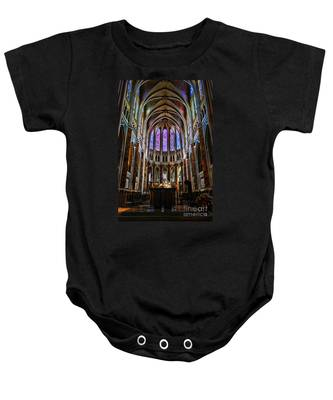 Chartres Baby Onesie