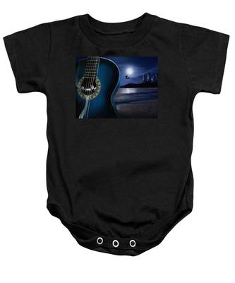 Condemned To Dream Baby Onesie