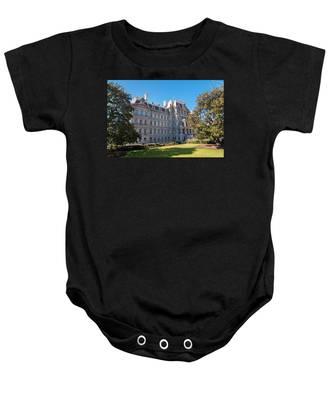 Eisenhower Executive Office Building In Washington Dc Baby Onesie