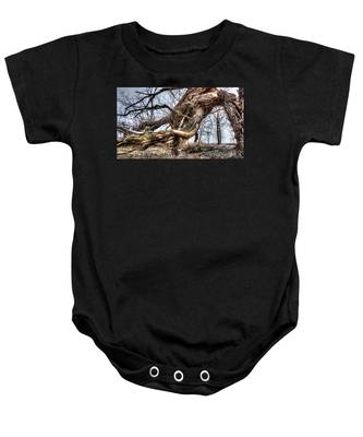 Fallen Twisted Giant Baby Onesie