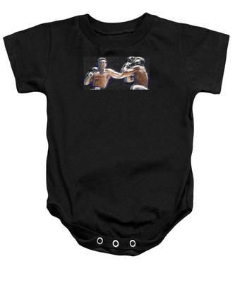 Muhammad Ali Baby Onesie