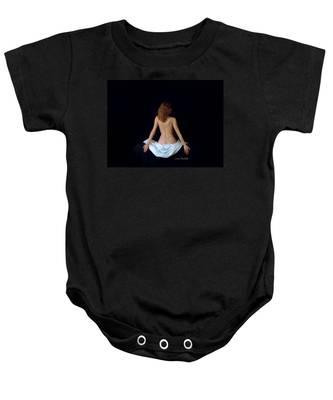 Rennaisance Woman Baby Onesie