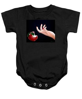 Temptation II Baby Onesie