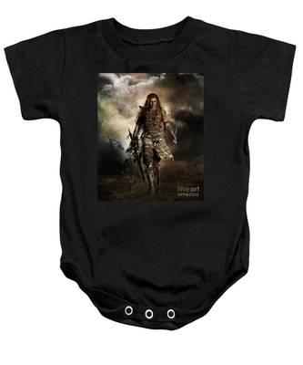 The Highlander Baby Onesie