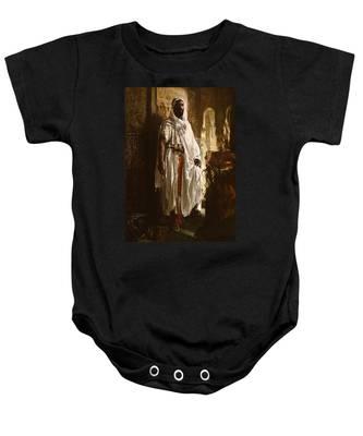 The Moorish Chief Baby Onesie