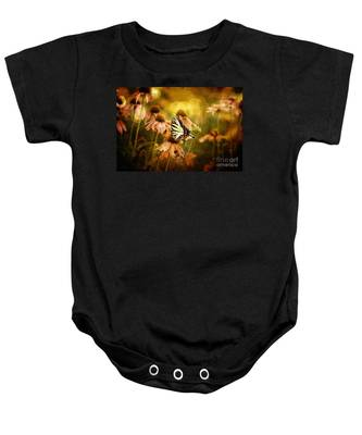 The Very Young At Heart Baby Onesie