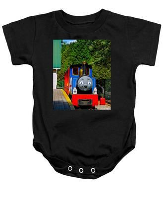 Thomas Baby Onesie