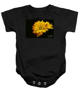 Bright And Brassy Baby Onesie