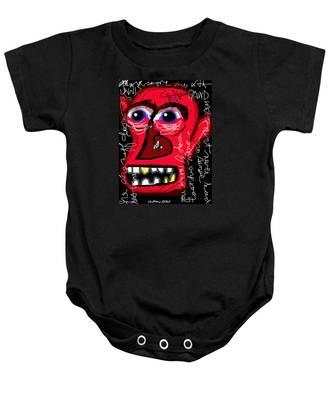 Crackhead 2 Baby Onesie