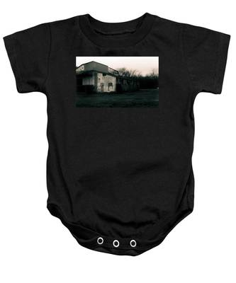 He Ginning Systems Baby Onesie