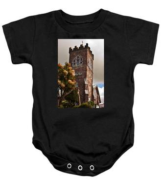 Irish Church Baby Onesie