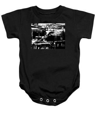 Metropolis Zurich 1 Baby Onesie