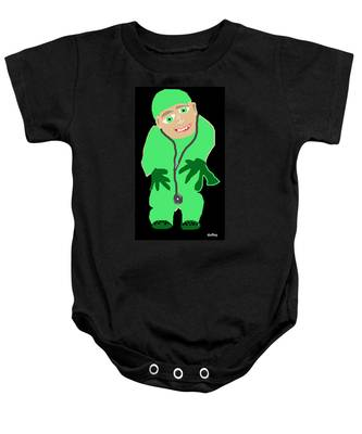 The Doctor Will See You Now Baby Onesie