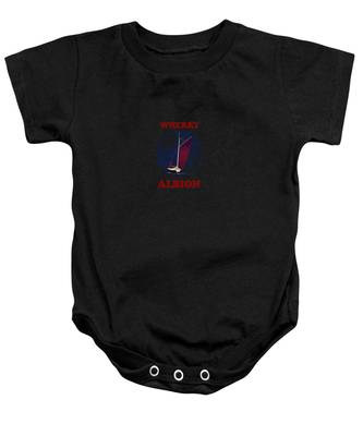 The Wherry Albion Baby Onesie