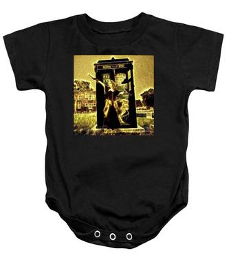 13th Doctor Baby Onesie