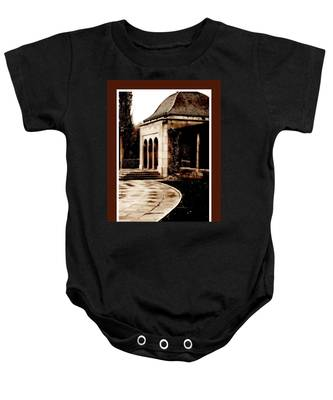 Aged By Time Baby Onesie