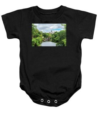 Expedition Everest Baby Onesie