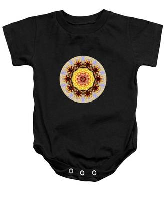 Cornucopia-still Life Painting By V.kelly Baby Onesie