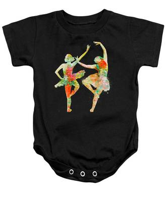 Dance With Me Baby Onesie
