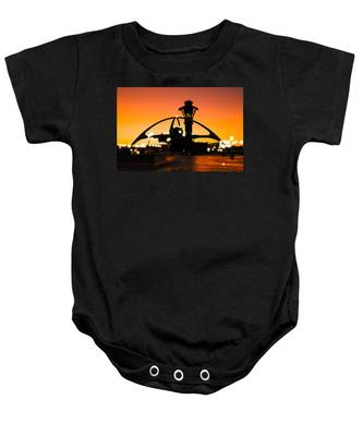 Encounters Lax With Light Baby Onesie
