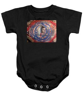 Eye Of The Beholder Baby Onesie