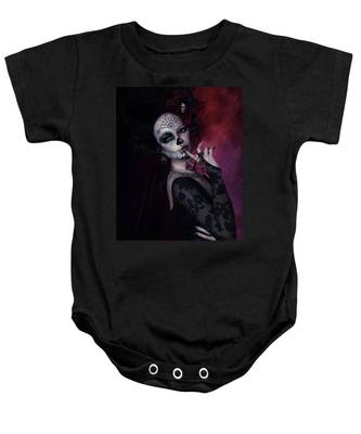 Forever Together Baby Onesie