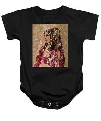 Gypsy Dancer Baby Onesie