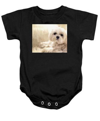 Hoping For A Cookie Baby Onesie
