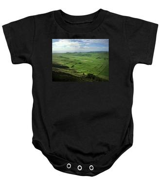Incide The Bowl Terceira Island, Azores, Portugal Baby Onesie