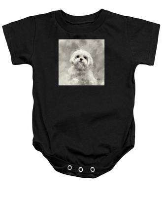 King Of The World Baby Onesie