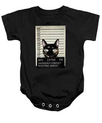 Jail Baby Onesies
