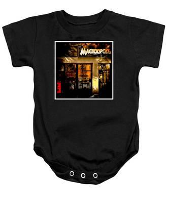 Magicopolis Window Baby Onesie