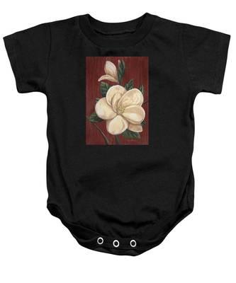 Magnolia II Baby Onesie