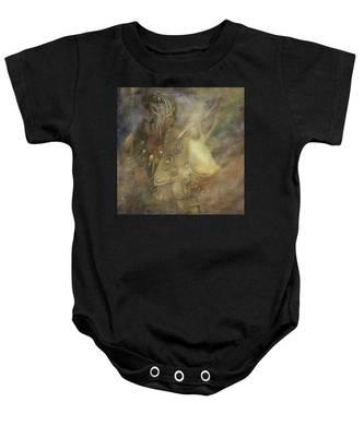 Norse Warrior Baby Onesie