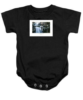 Phases Of Water Baby Onesie