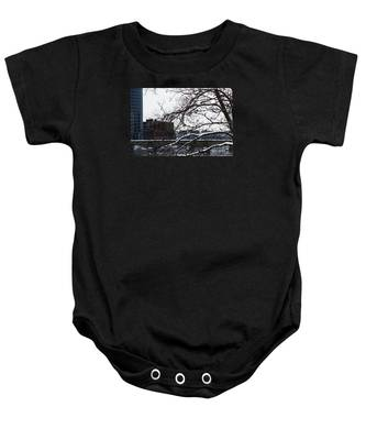 The River Divide Baby Onesie