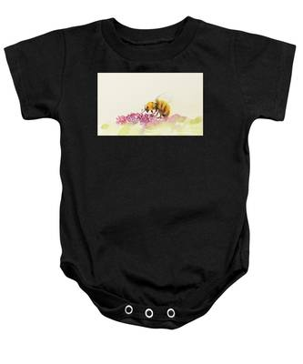 To Bee Or Not To Be Miniature Baby Onesie