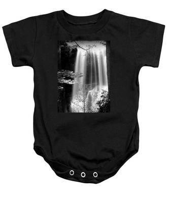 North Carolina Falls Baby Onesie