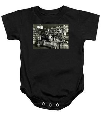 Proud Store Owner Baby Onesie