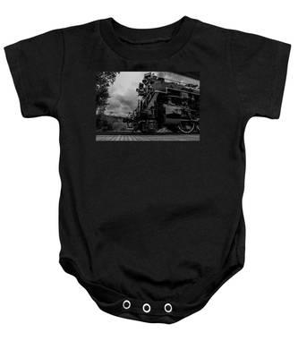 Steam Loco 765 Baby Onesie